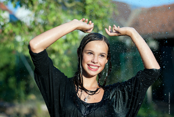 nges Mädchen / Iryna Mathes