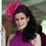 SONJA-NADINE SEHN, Model und Moderatorin. Foto Iryna Mathes. Portrait