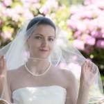 Die Braut. Hochzeit. Iryna Mathes Fotografie